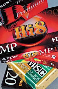 Buying Videotape