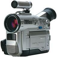 Mini DV Camcorder Review:  Sharp VL-WD650U