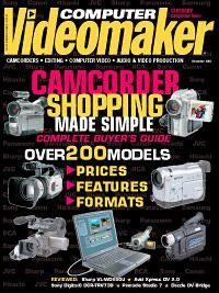 Videomaker Helped Me get a Gig