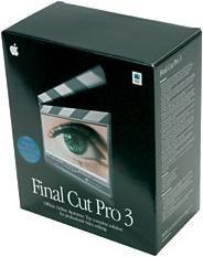 Test Bench: Apple Final Cut Pro 3 Editing Software