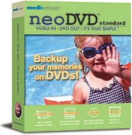 Test Bench:MedioStream neoDVDstandard 3.0 DVD Authoring Software
