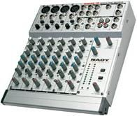 Test Bench:Nady SRM-8 Audio Mixer