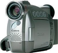 Canon Mini DV Camcorder Review  ZR50MC