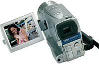 Panasonic Camera and Camcorder Review: PV-VM202 Mini DV Camcorder