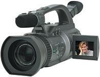 JVC GY-DV300 StreamCorder Mini DV Camcorder Review