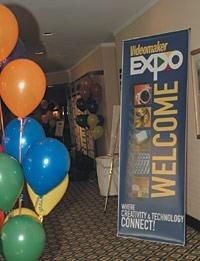 Videomaker Expo East 2002