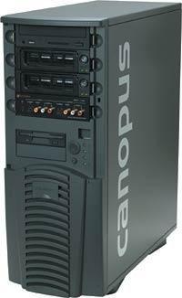 Video Editing Computer Review: Canopus RES-100 DVStorm2