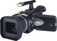 Hi-Def comes to Consumer Camcorders for the First Time