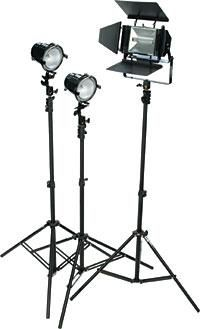 Video Interview Lighting Kit Review: Smith Victor K77