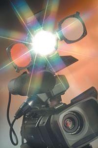 Built-in Camera Lights Can Offer Useful Lighting Alternative
