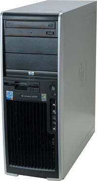 HP xw4100 Workstation Review