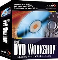 Test Bench:Ulead DVD Workshop DVD Authoring Software