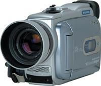 Sony Mini DV Camcorder Review: DCR-TRV80