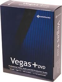 Sonic Foundry Vegas+DVD 4 Editing and DVD Authoring Software Review
