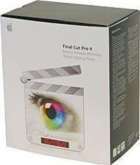 Final Cut Pro Software Review:  Apple Final Cut Pro 4.0