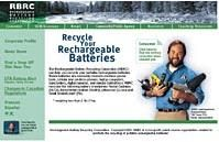 Can't Recharge you Batteries? Recycle!