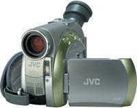 Video Camera Review:JVC GR-D200 Mini DV Camcorder