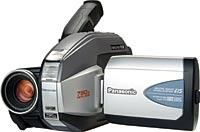 Camcorder Review:Panasonic PV-L552H VHS-C