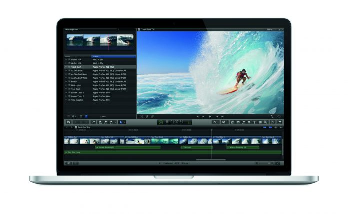 Apple updates FCPX