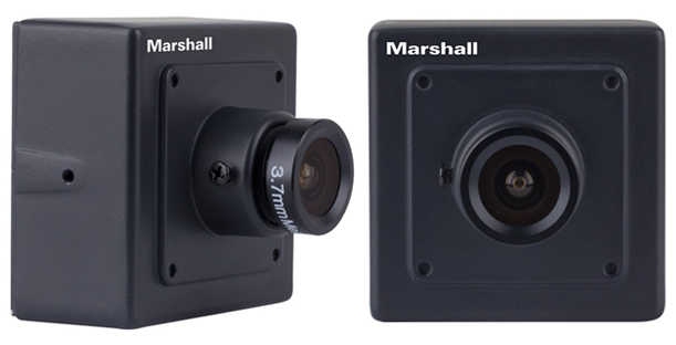 A miniature HDSDI broadcast camera