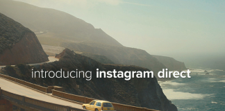 Instagram expands its sharing features with Instagram Direct.