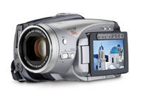 Canon Releases HV20 HD Camcorder
