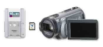 Panasonic Releases New 3 CCD HD Camcorder