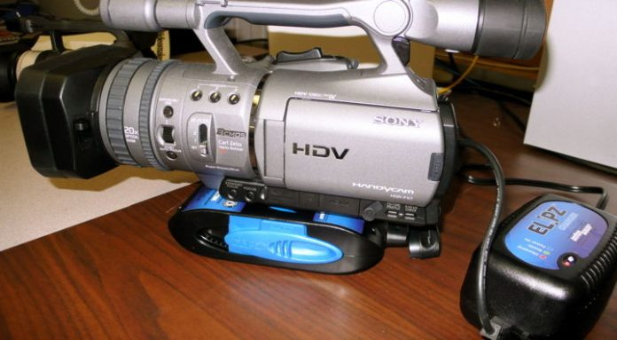 The Anton camcorder battery gets juiced up