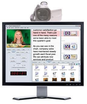 Adobe Visual Communicator 3 debut