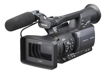 Panasonic Announces DVX-100 Successor