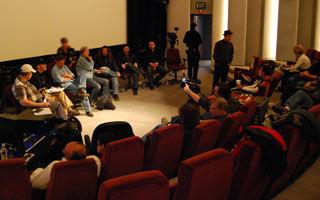 New Technology Panel at Tiburon International Film Festival