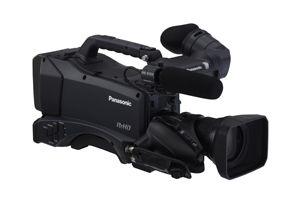 Panasonic AG-HPX300 P2 HD, coming soon