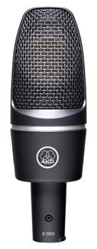 AKG Introduces Redesigned C 3000 Mic For both Studio and Onstage Applications