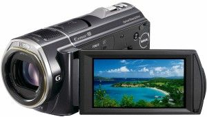 Sony Announces Full HD AVCHD Flash Camcorders