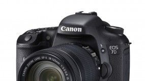 New Canon Digital Cameras are here, including new Canon DSLR, the EOS 7D!