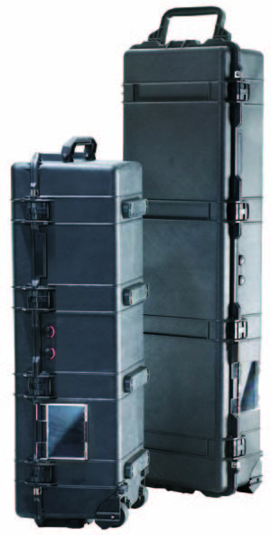 Pelican Introduces The 1740 and 1770 Long Cases