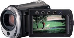 JVC Adds a New High Definition Memory Camera to Everio Line