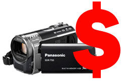 Panasonic Announces Pricing for 2010 Standard Definition Camcorders and Compact-sized HD Models