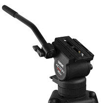 Exciting new product from Cartoni: the Action Pro HDSLR Tripod Head