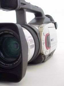 How do you use your video camera?