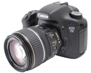 Canon EOS 7D Wins Videomaker Best Product of the Year