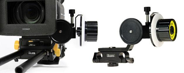 ikan Announces the FG Follow Focus Cine-Kit