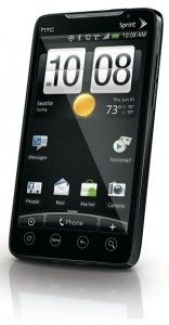 Sprint Announces HTC EVO That Can Shoot and Display in 3D