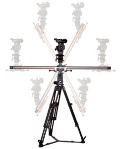 Matthews DC-SLIDER: It's a Slider - a Tower - a Jib - and so much more!