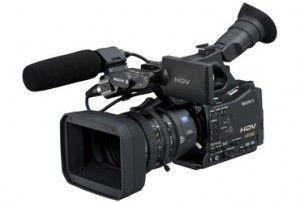 Sony HVR-Z7U - Shooting like the Pros for the Creative Filmmaker