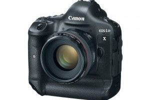 Canon Announces New EOS-1D X with Full Frame Sensor and Faster Processing