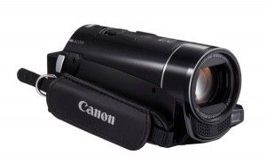 Canon Improves CMOS Sensor, Adds Social Sharing to Vixia Camcorders
