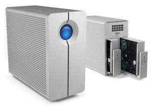 LaCie Reveals New Drives and Hubs with Thunderbolt Technology