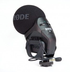 Get on the RDE with VideoMic and VideoMic Pro