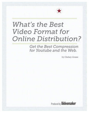What are the Best Video Formats for Online Distribution?